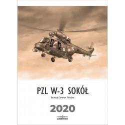 Kalendarz 2020 PZL W-3 Sokół