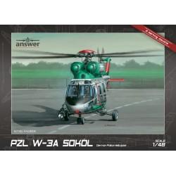 PZL W-3A Sokół German Police